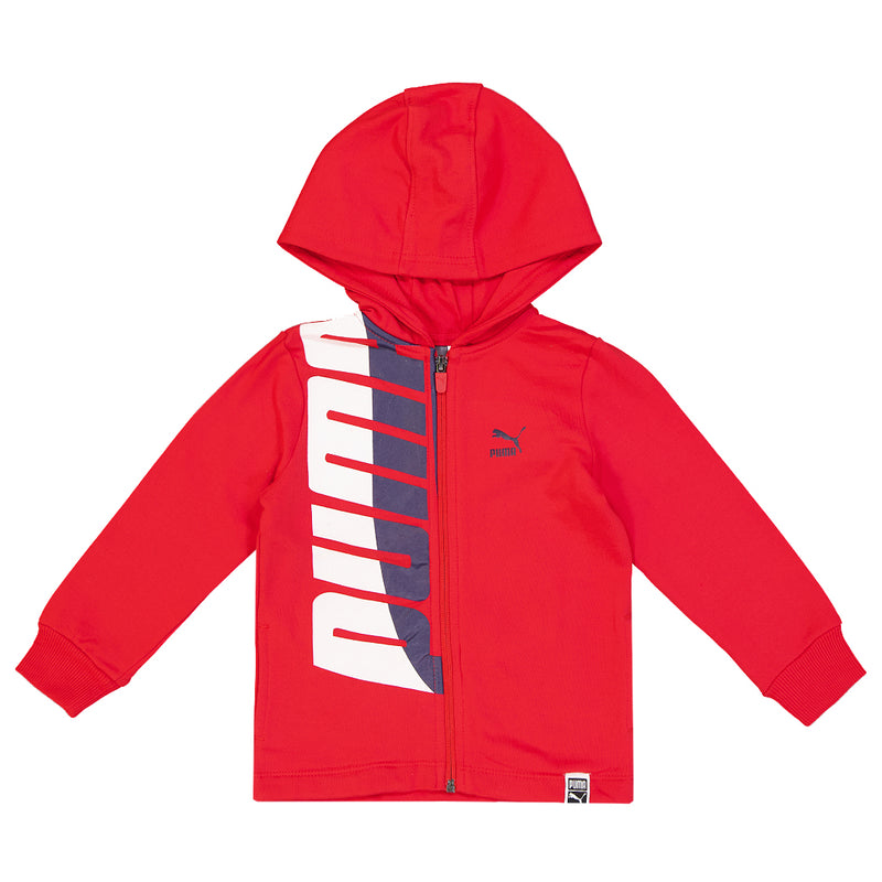 Puma - Kids' (Toddler) Full Zip Hoody (41182253FME P609)