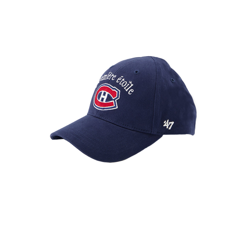 47 Brand - Kids' (Infants) Montreal Canadiens Etoile Hat (9HI3PE 04)