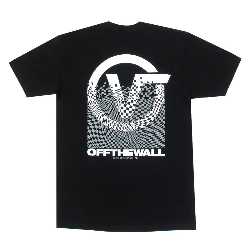 Vans - Men's Pixelated Tee (49Q7BLK)