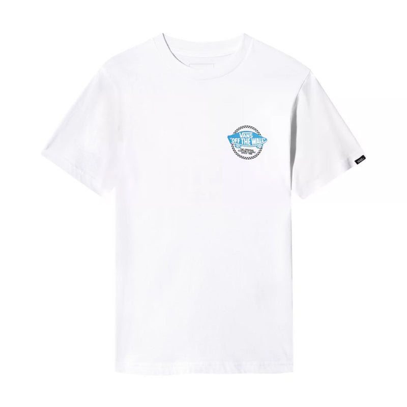 Vans - Kids' (Junior) Checker OTW Tee (4MSRWHT)