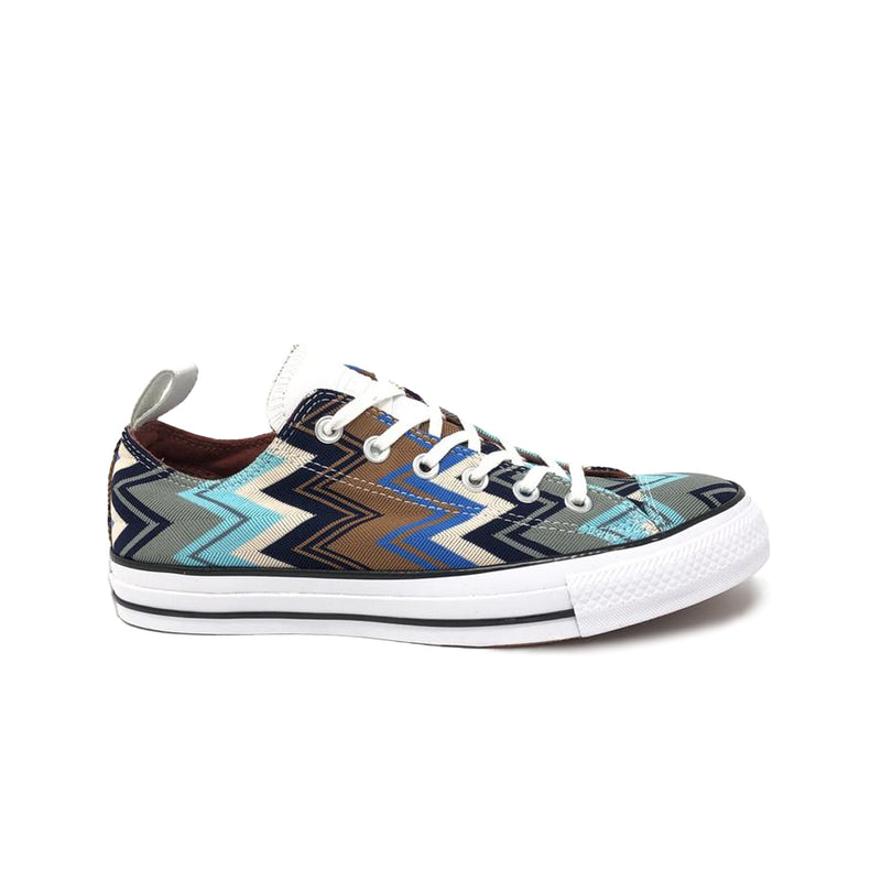 Converse - Women's Chuck Taylor All Star Missoni Ox Low Top Shoes *ONLINE EXCLUSIVE* (553384C)
