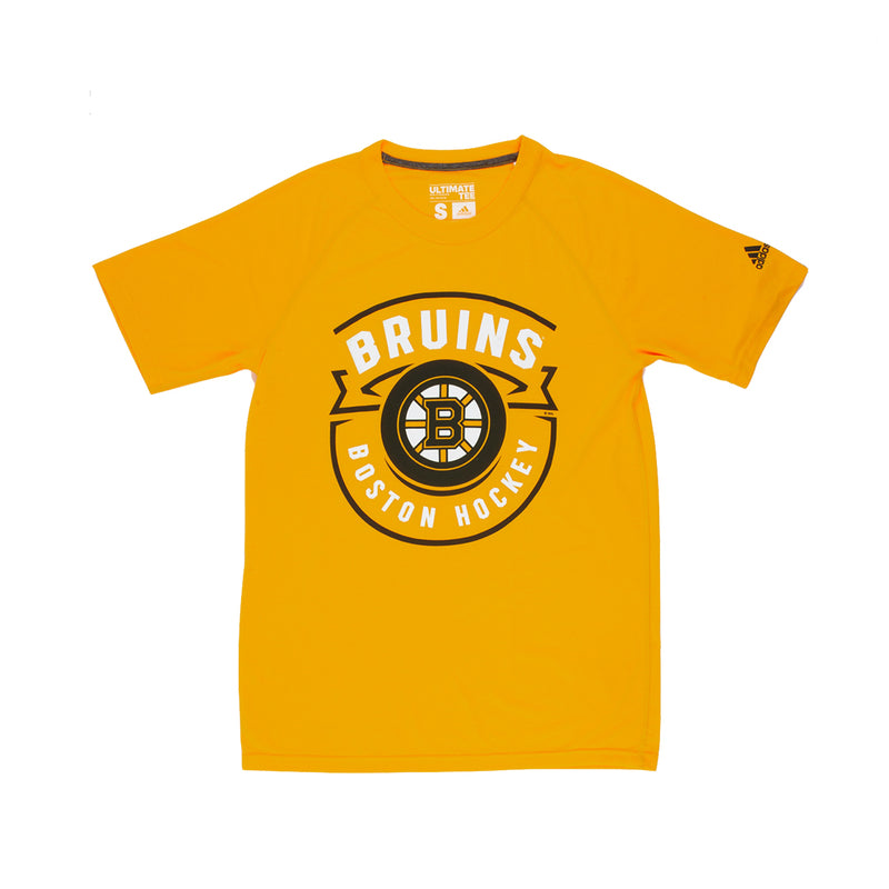 adidas - Men's Boston Bruins Ultimate Tee (CT4739)