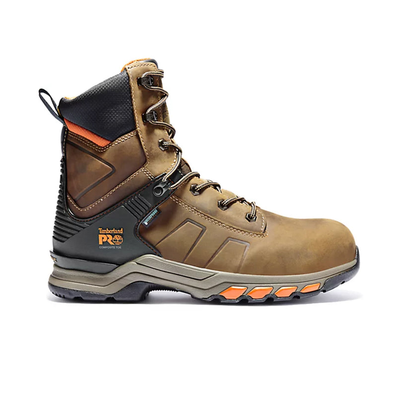 Timberland PRO - Men's 8 Inch Hypercharge Composite Safety Toe Boot (A1XMJ)
