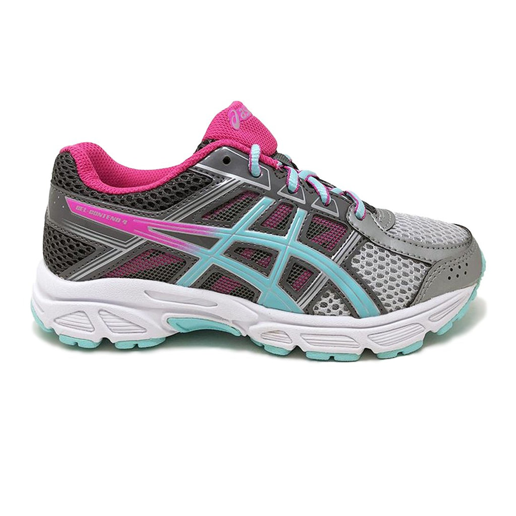 Asics - Kids' (Preschool & Jr.) Gel Contend 4 GS (C707N 9367)