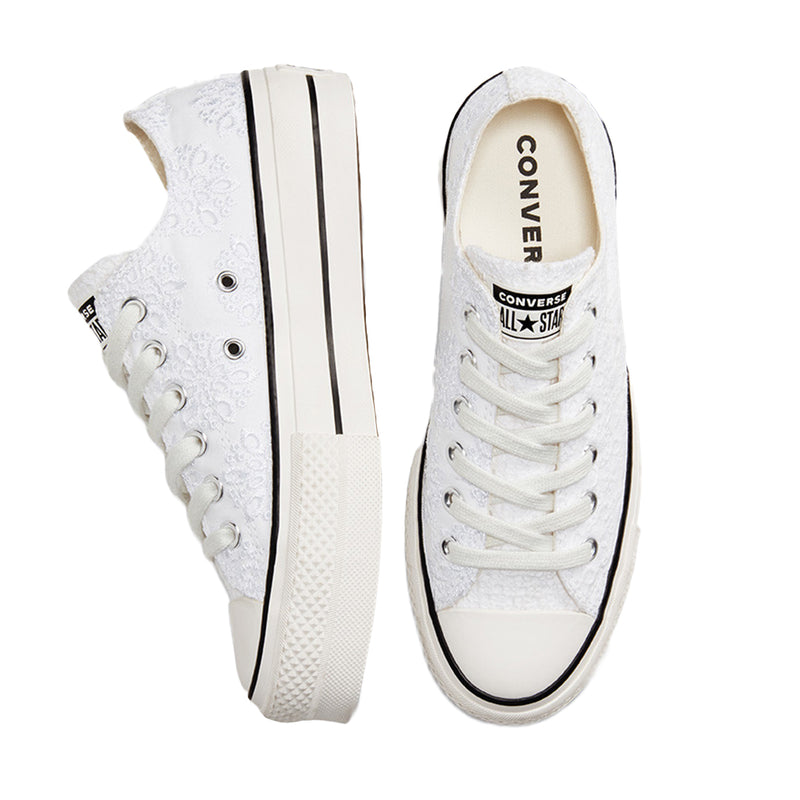 Converse - Women's Chuck Taylor All Star Lift Low Top Shoes (568276C)
