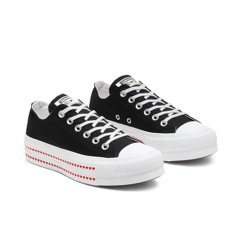 Claraboya Parche frente  Converse - Women's Chuck Taylor All Star Lift Ox Low Top Shoes (567158 –  SVP Sports eCommerce