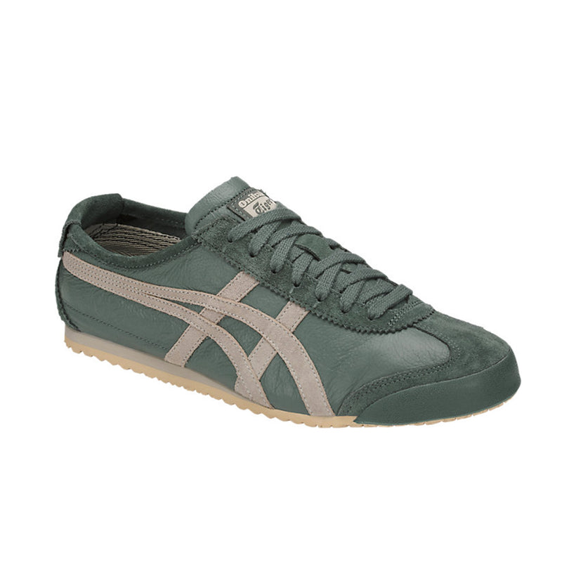 onitsuka tiger mexico 66 vin dark forest feather grey jacket