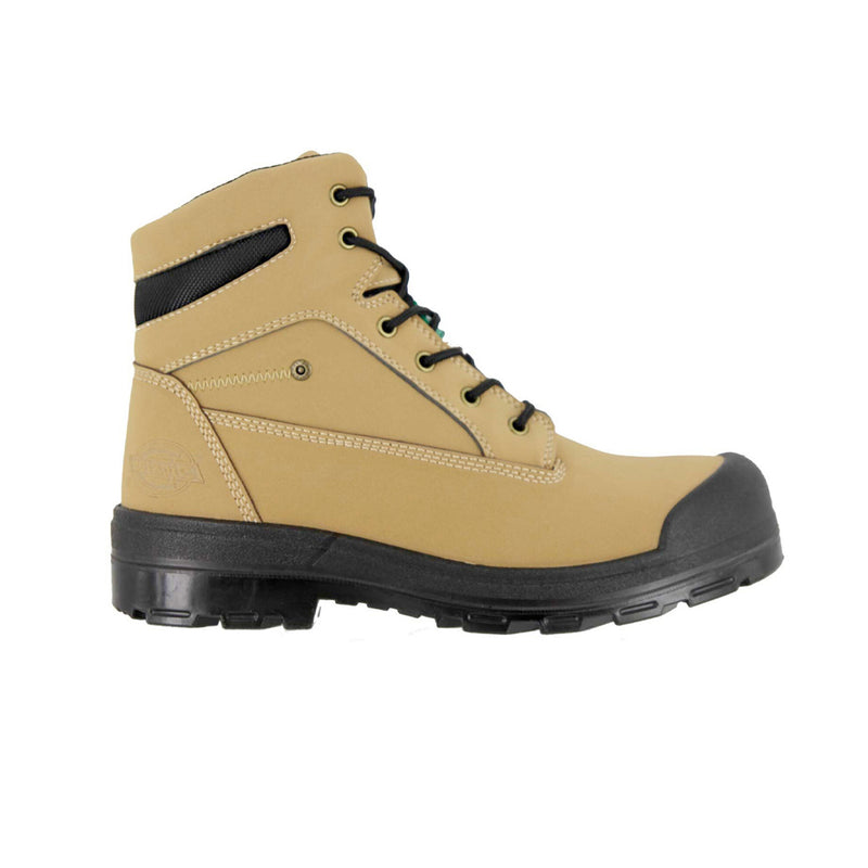 Dickies - Men's 6 Inch Blaster Steel Toe Boots (D6324)