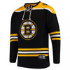 Fanatics - Men's Boston Bruins Breakaway Lace Up Crew (6A51 NOW 2GC AHN)