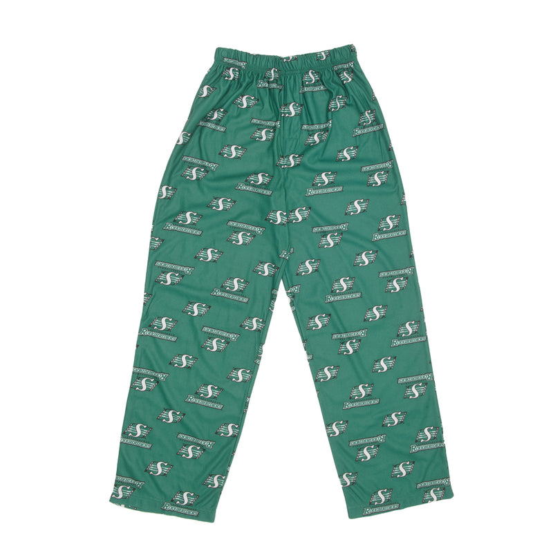 CFL - Kids' (Junior) Saskatchewan Roughriders Pants (H18LF4 RR)