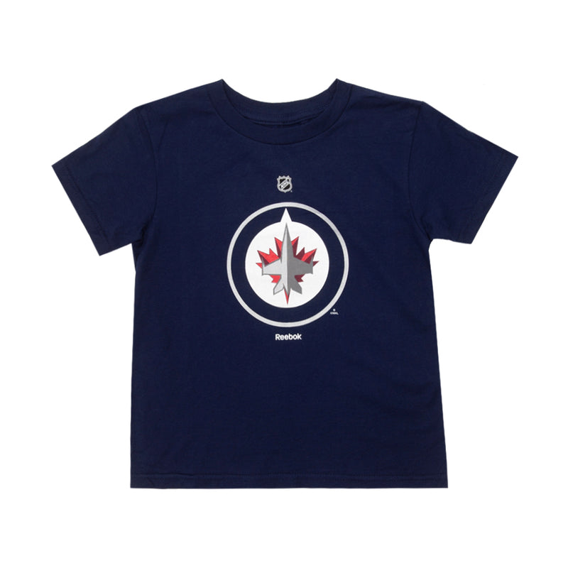 NHL - Kids' Winnipeg Jets Tee (HA6A8P WJ-NVY)