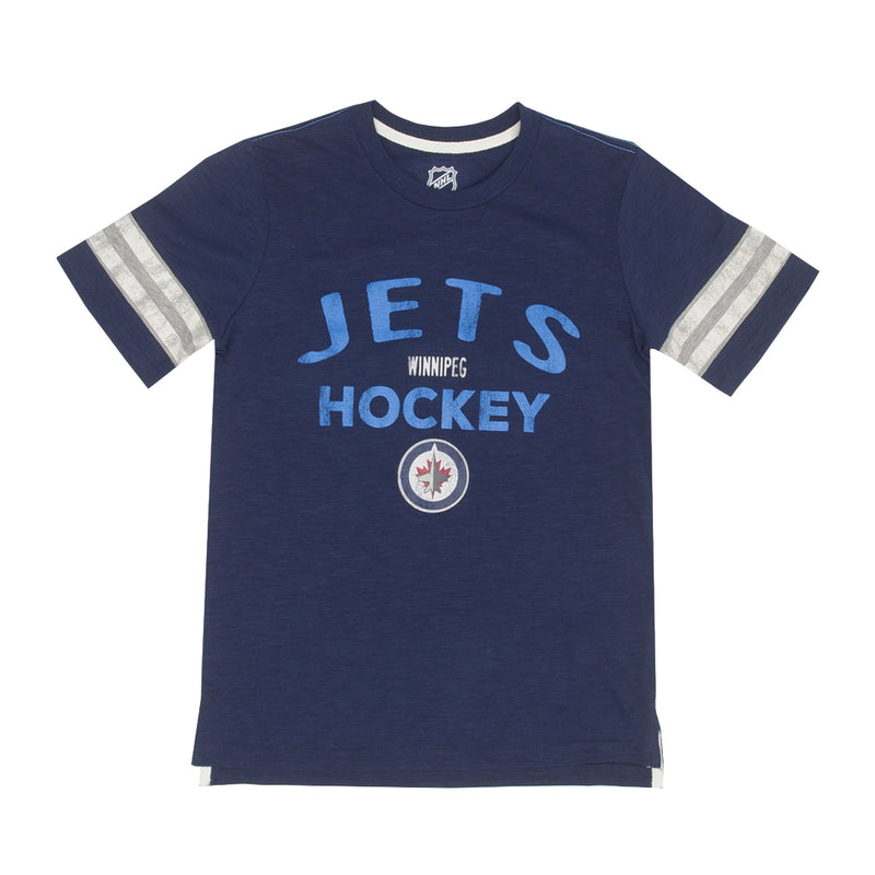 NHL - Kids' (Junior) Winnipeg Jets Tee (HK5B7HAFB WNP)
