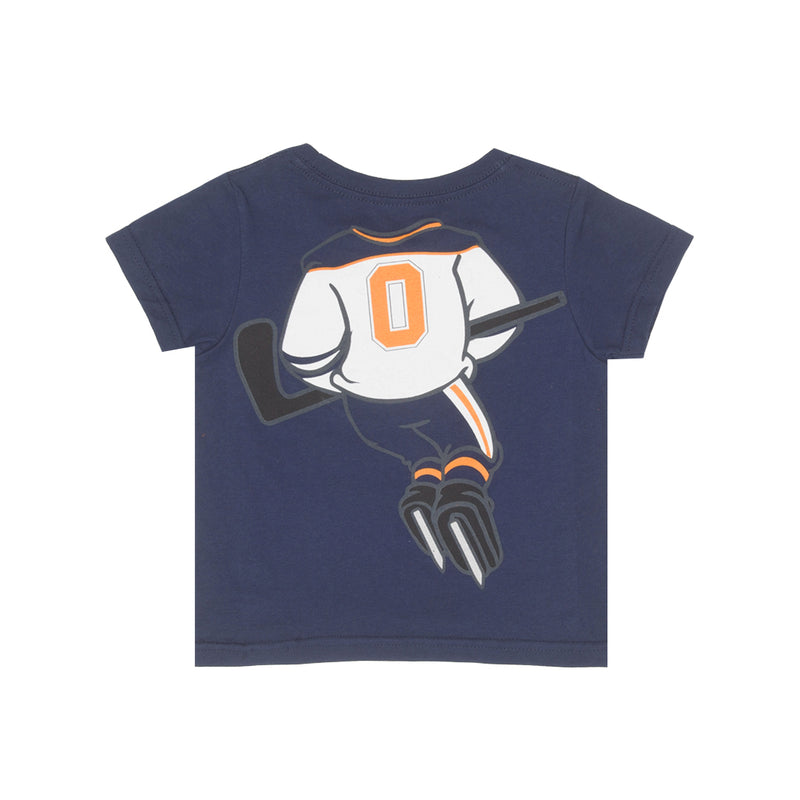 NHL - Kids' (Toddler) Edmonton Oilers Tee (HK5T1PXJ9H01 OIL)