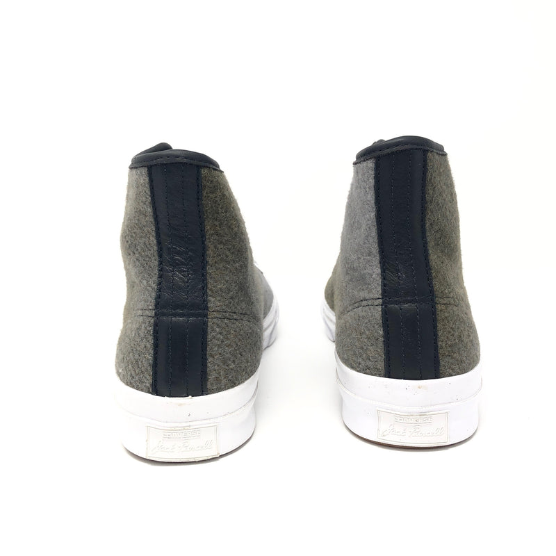 Converse - Unisex Jack Purcell Signature High Top Shoes *ONLINE EXCLUSIVE* (153880C)