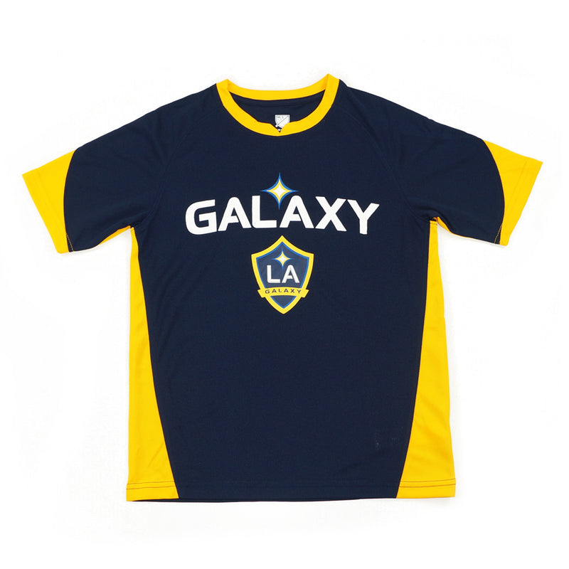 MLS - Kids' (Junior) LA Galaxy Jersey (KC8T6U LA)