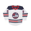 NHL - Kids' (Junior) Winnipeg Jets Laine Jersey (HK5BSHA8S WNPLP)