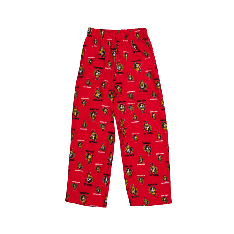 NHL - Kids' (Junior) Ottawa Senators Printed Pant (HK5B7LF49 SEN)