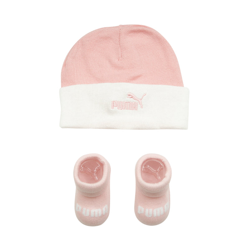Puma - Kids' (Infant) Hat and Bootie Combo (P112476 683)