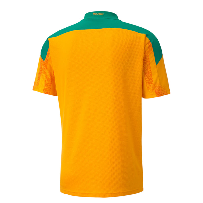 Puma - Men's Ivory Coast Home Jersey (756707 01)
