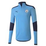 Puma - Men's Manchester City FC Training 1/4 Zip Top (757905 01)
