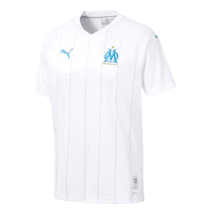Puma - Men's Olympique De Marseille Home Shirt (755673 01)