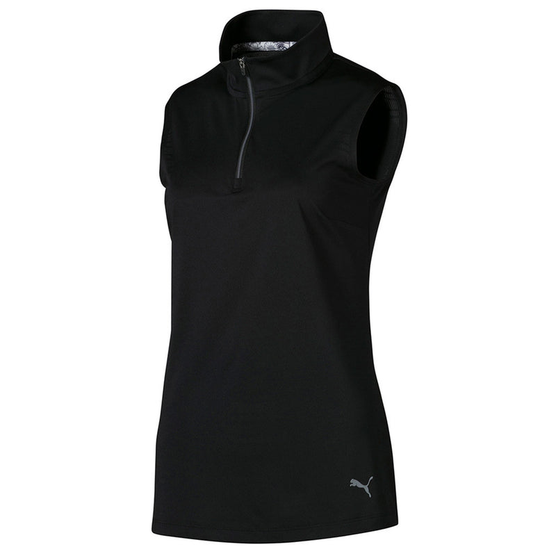 Puma - Women's Sleeveless Mock (577929 01)