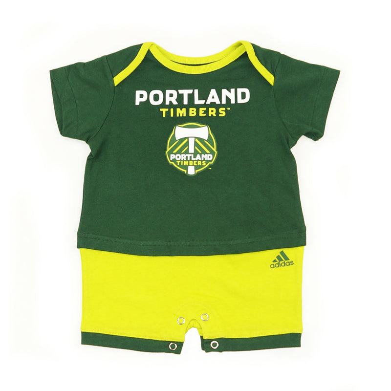 adidas - Kids' (Infants) Portland Timber Romper (R8S1RL5 PT)