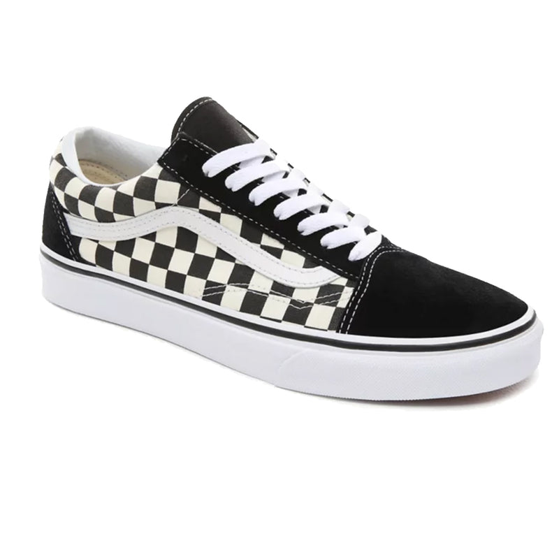 Vans - Unisex Primary Check Old Skool Shoes(38G1P0S)