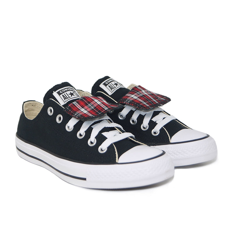 Converse - Women's Chuck Taylor Double Tongue Low Top Shoes (532263F)