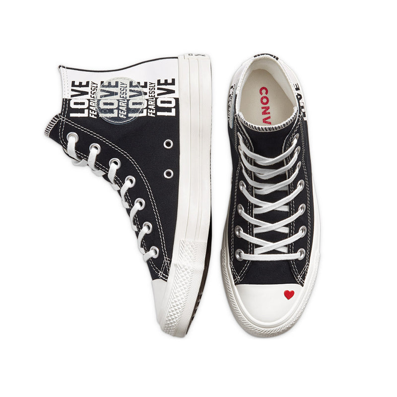 Converse - Women's Chuck Taylor All Star Love Fearlessly High Top (567309C)