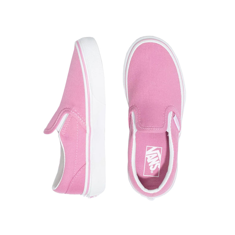 Vans - Kids' (Preschool) Classic Slip On (4BUTWL5)