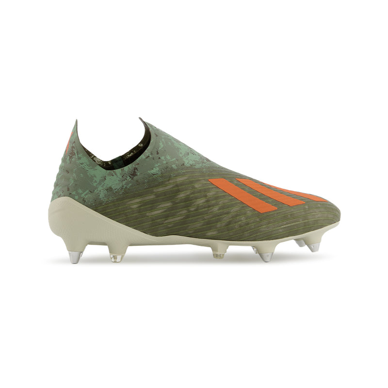 adidas - Men's X 19+ Soft Ground Cleats (EF8299)