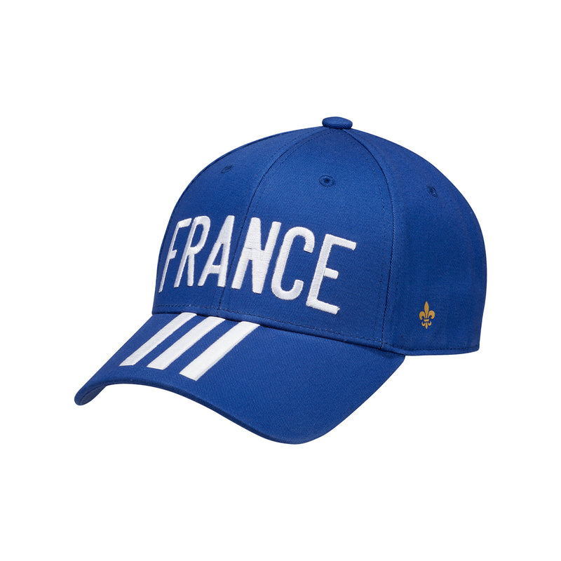 adidas - Kids' (Junior) France CF Cap (FJ1002-OSFY)