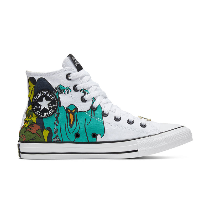 Converse - Unisex Chuck Taylor All Star High Top x Scooby-Doo (169076C)