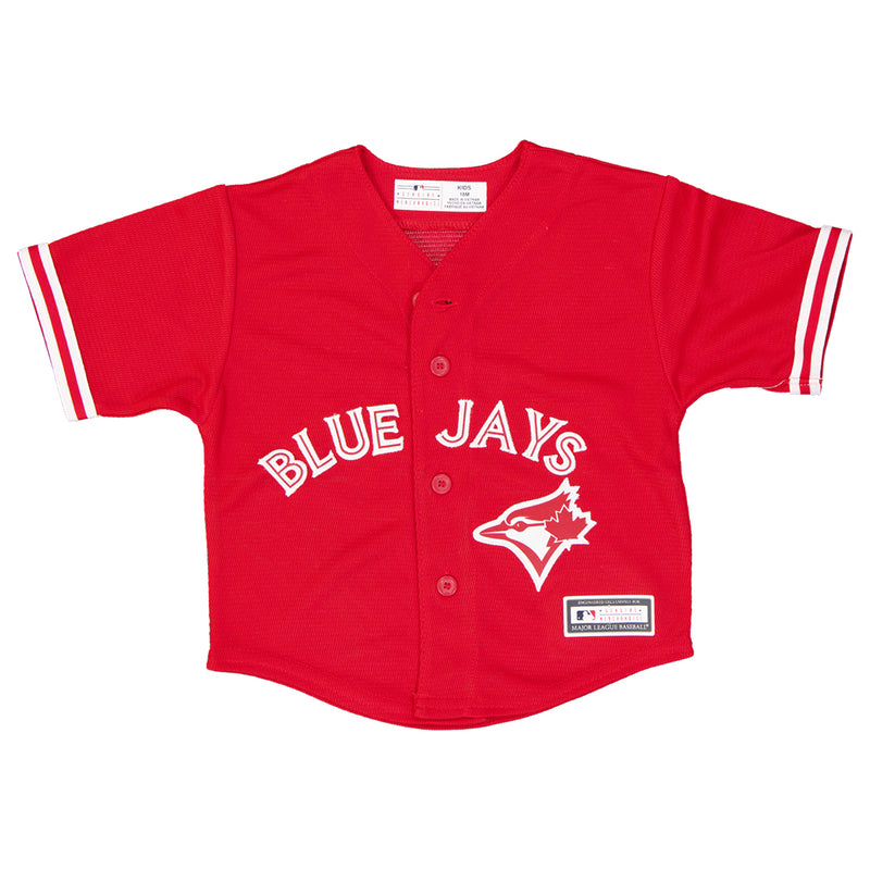 MLB - Kids' (Infant) Jays Alternate Jersey (HK3I1MWEB TBJ)