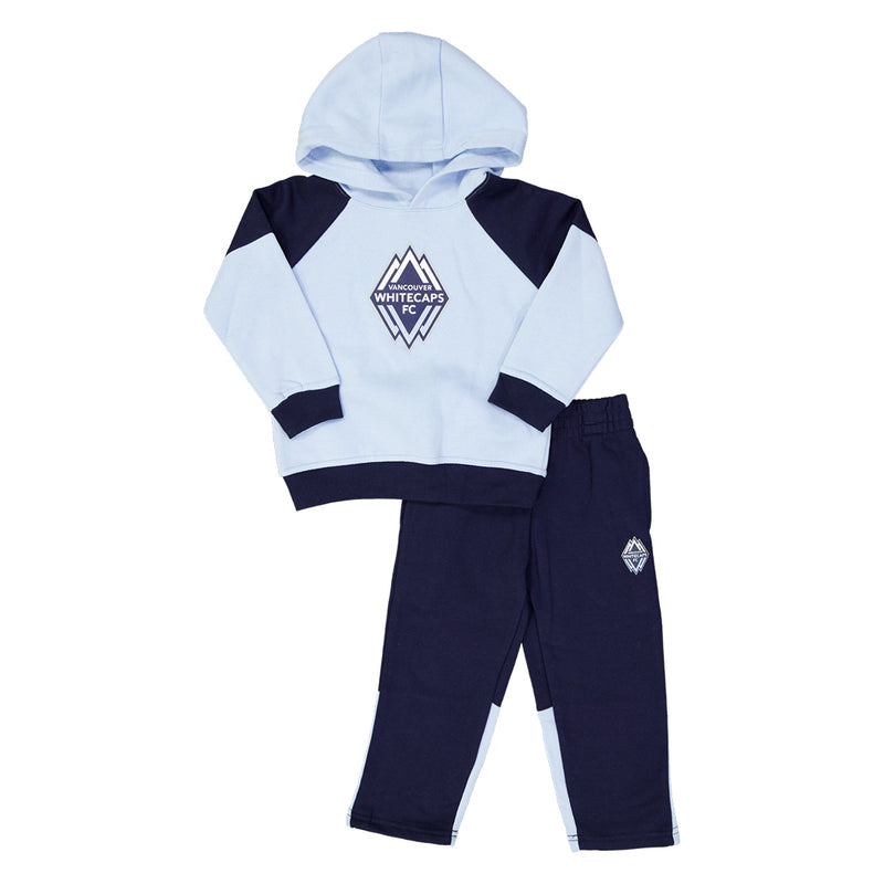 MLS - Kids' (Toddler) Vancouver Whitecaps Sideline Fleece Set (HK6T1FBA2 VWF)