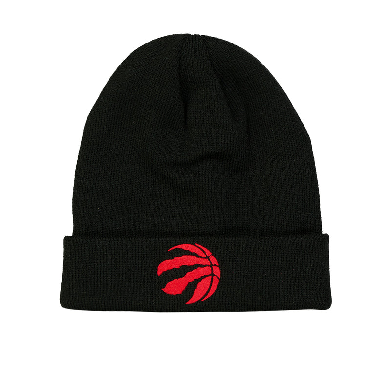 NBA - Kids' Toronto Raptors Cuffed Knit Hat (HK2BOBCET RAP)
