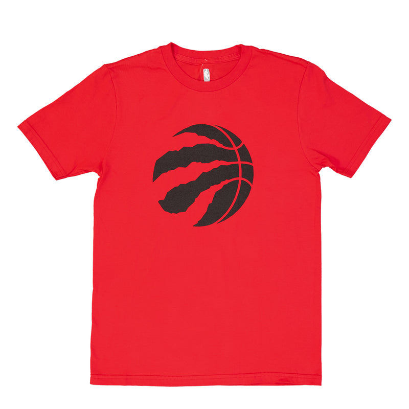 NBA - Kids' (Junior) Raptors Icon Logo Tee (HK2B7BCFLB01 RAP)