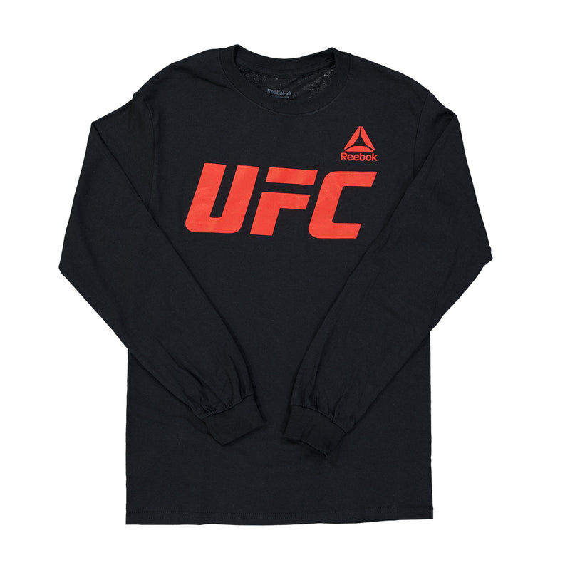 Reebok - Men's UFC Long Sleeve Tee (CK8565)