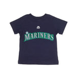 Majestic - Kids' (Toddler) Seattle Mariners Hernandez Tee (MM452C WB)