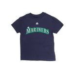 Majestic - Kids' (Junior) Seattle Mariner Tee (MM652C W2)