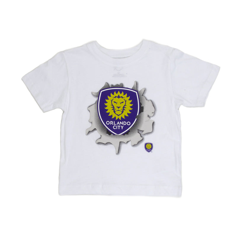MLS - Kids' (Toddler) Orlando City SC Tee (KTS4A4L OR)