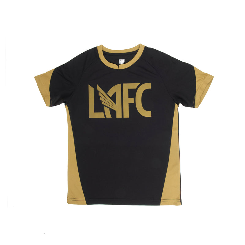 MLS - Kids' (Junior) Los Angeles FC Jersey Top (KC8T6U BB)
