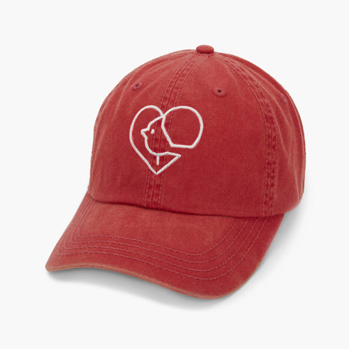 Love Birds Canvas Cap