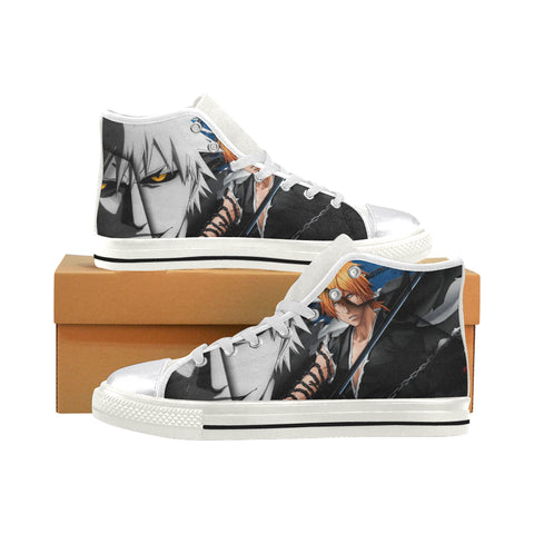Bleach Anime Women's Classic High Top Shoes