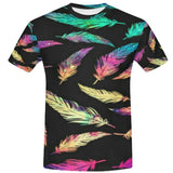 Feathers Of Love T-Shirt