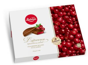 Laima | Cranberry Jellies in Glazing 190 g