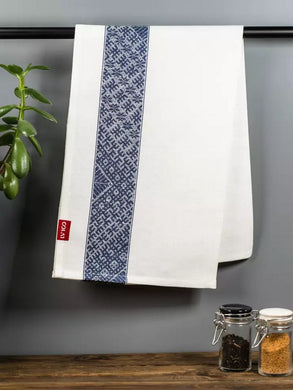 Tea towel - Blue / narrow - 40cm * 70cm