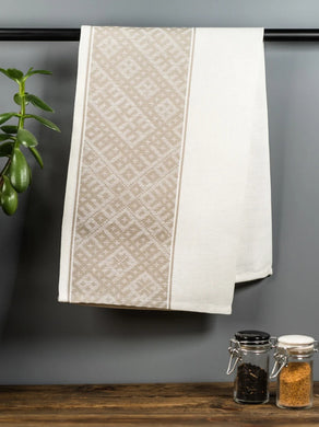 Tea towel - Gray / wide - 40cm * 70cm