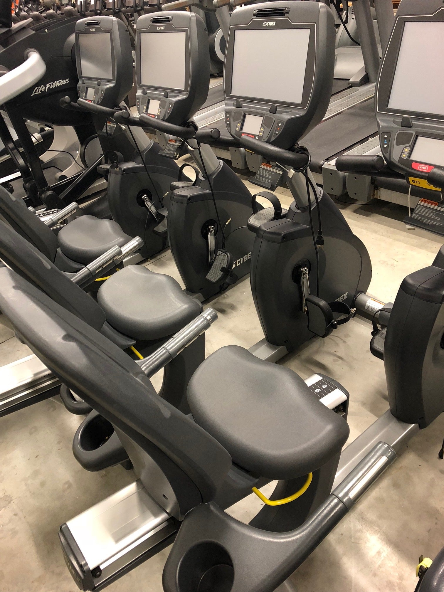 Cybex 770R Recumbent Cycle